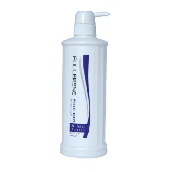 Шампунь для жирных волос Oil hair shampoo «Fullerene Forte JP100»