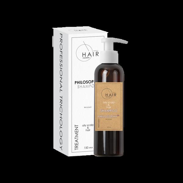 Шампунь для жирной кожи головы и волос PERFECT HAIR OILY SCALP & HAIR SHAMPOO