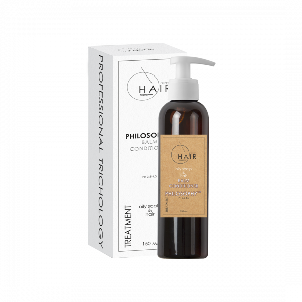 Бальзам - кондиционер для жирной кожи головы и волос PERFECT HAIR OILY SCALP & HAIR BALM CONDITIONER