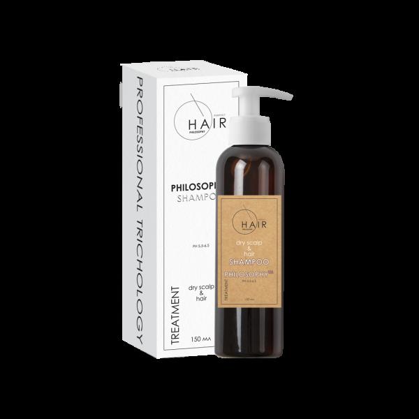 Шампунь для сухой кожи головы и волос PERFECT HAIR DRY SCALP & HAIR SHAMPOO