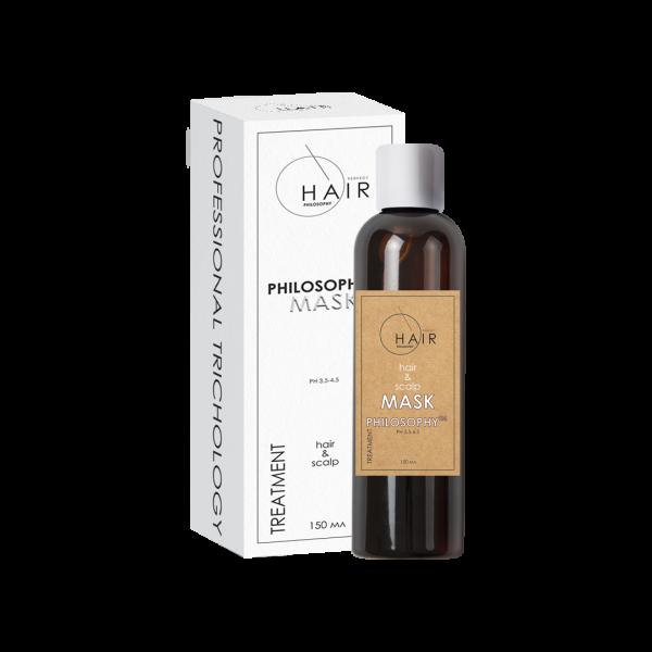 Укрепляющая и питательная маска для всех типов волос и кожи головы PERFECT HAIR HAIR & SCALP MASK