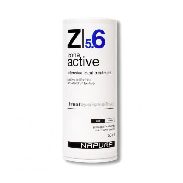 NAPURA Z5.6 Active Pre. Против перхоти. Крем-сыворотка. Интенсивное лечение. Перед шампунем