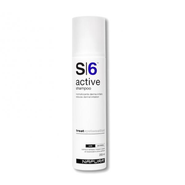НапураS6 Active шампунь против перхоти для раздраженной кожи