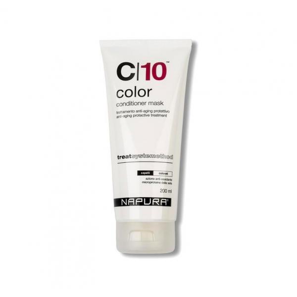 C10 Color маска-кондиционер для окрашенных волос